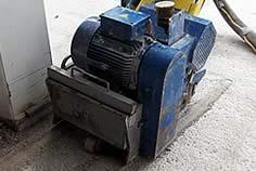 Betonfußboden Fräsen ~ Beton fräsen blastrac strahlen beton fräsen und beton schleifen